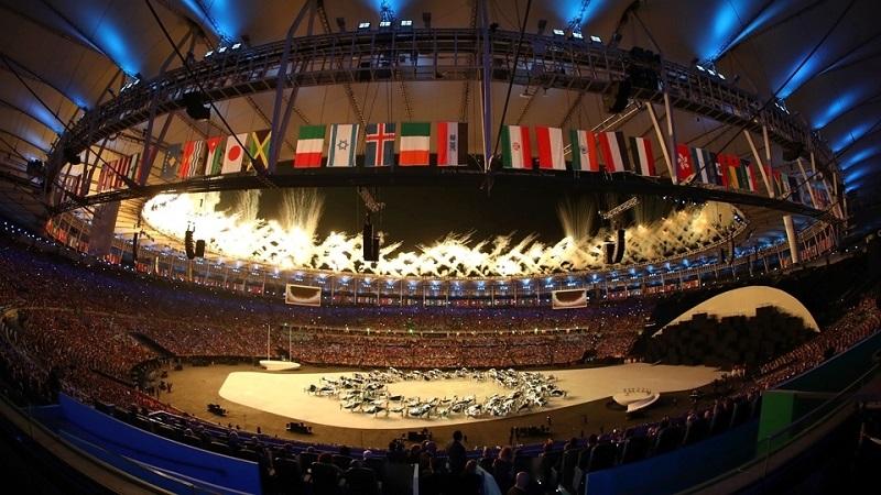Cerimônia de abertura das Olimpíadas do Rio 2016