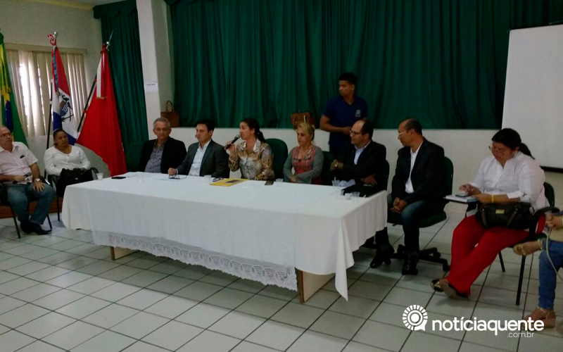 Audiência Pública para discutir o PCCV dos servidores da Saúde e Assistência Social