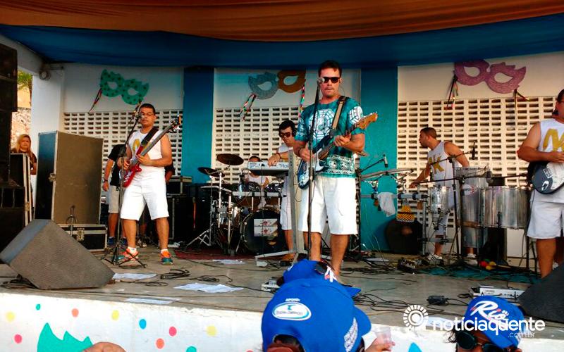 NuKomando faz a festa do carnaval de Belo Monte