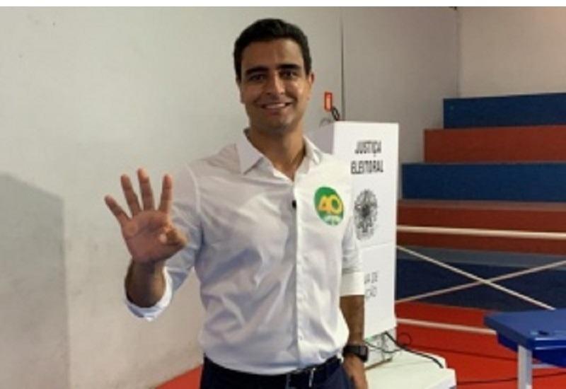JHC é eleito com 58,64% para a Prefeitura de Maceió