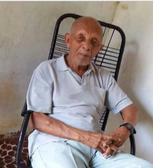 Professor Antonio Moreira, o grande mestre da datilografia