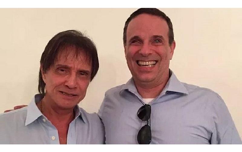 Morre Dudu Braga, produtor musical e filho de Roberto Carlos, aos 52 anos