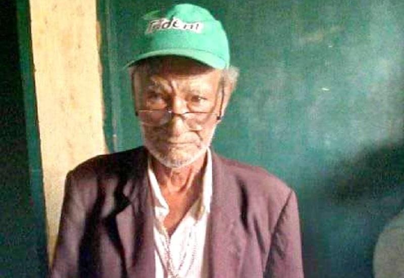 'Seo' Bernaber completa 106 anos e torna-se o morador mais idoso de Pão de Açúcar