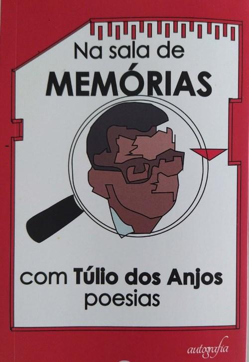Capa do livro Na Sala de Memórias...