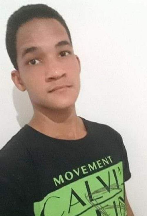 Ewerton Souza, 20 anos...