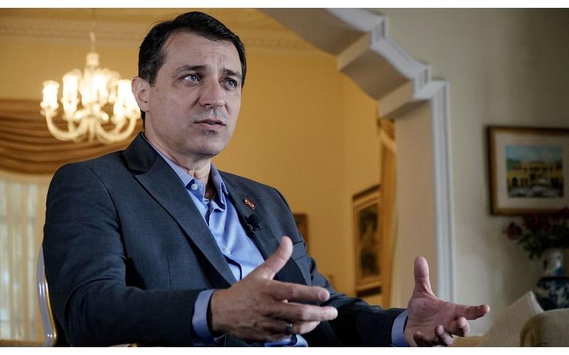 Governador Carlos Moisés - SC
