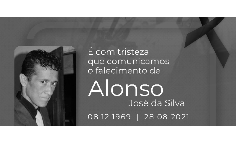 Morre o conhecido fotógrafo Alonso José
