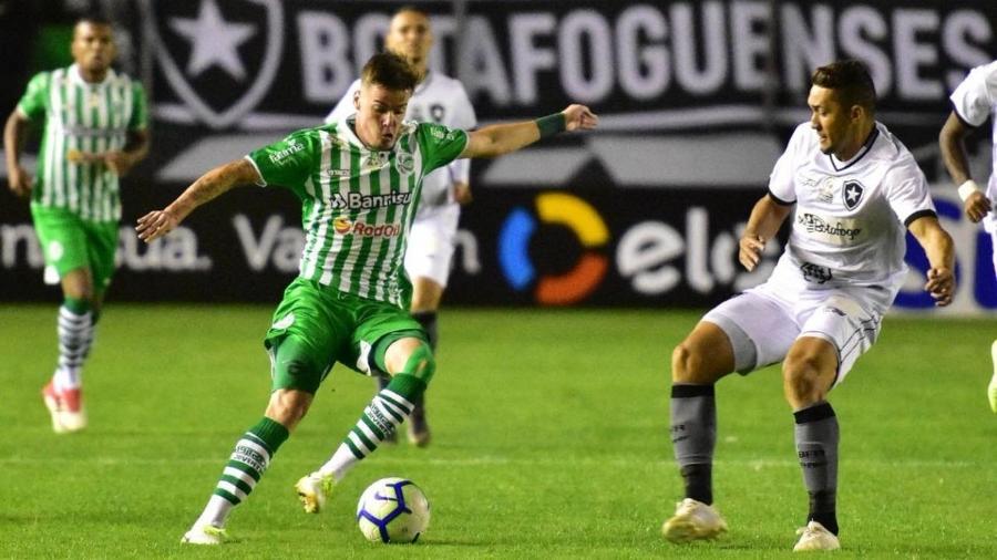 Botafogo e Juventude disputam classificação na Copa BR