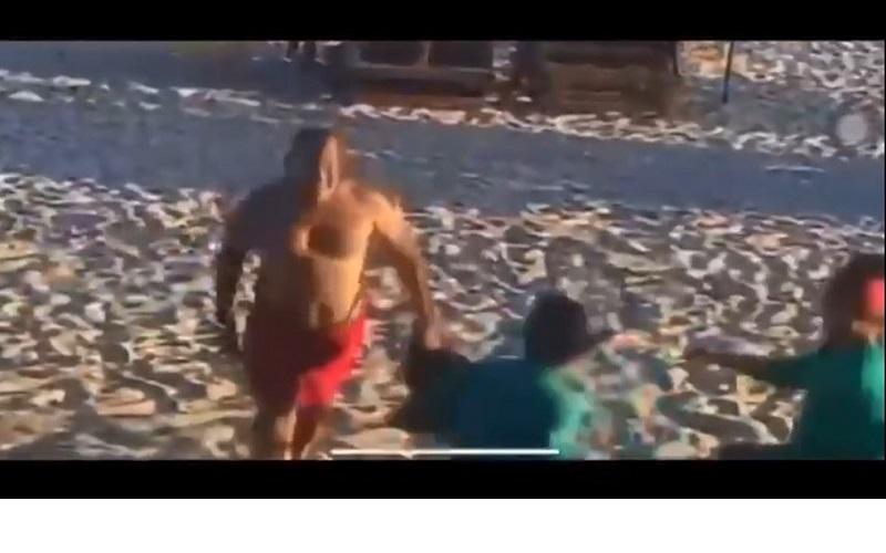 presário baleou garçom de barraca na Praia do Francês, Alagoas