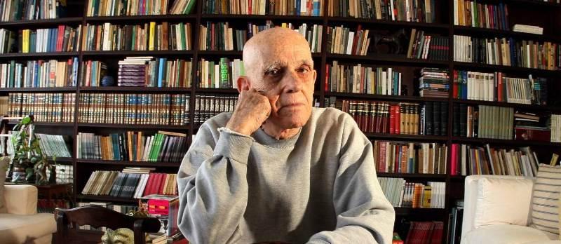 O autor Rubem Fonseca tinha 94 anos