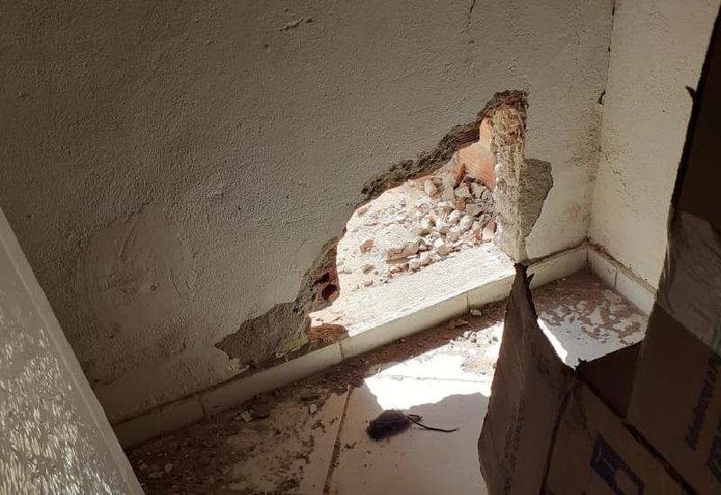 Almoxarifado da Prefeitura é arrombado e ladrões furtam vários equipamentos...