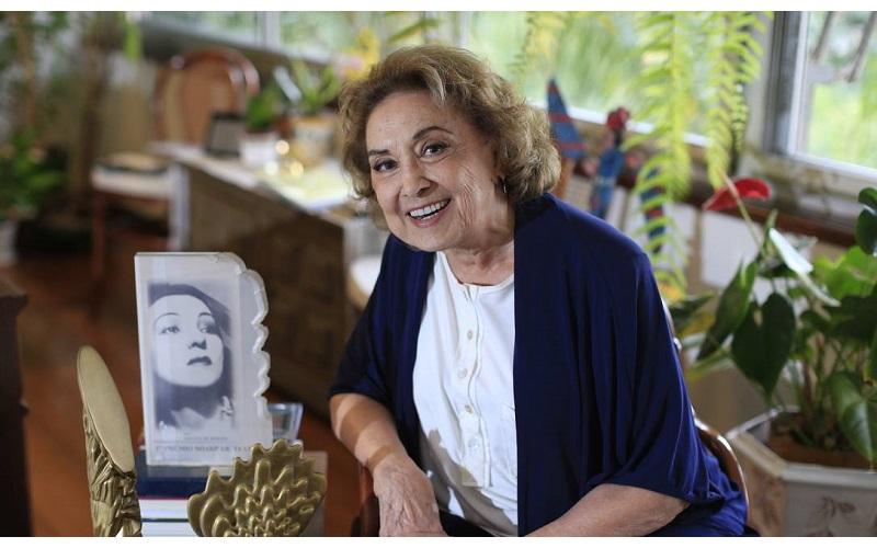 Eva Wilma Riefle, premiada atriz e bailarina brasileira.