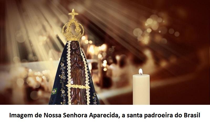 Imagem de Nossa Senhora Conceição Aparecida