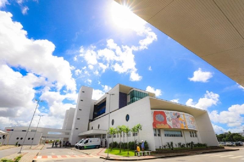 Novos hospitais construídos pelo Governo do Estado criam 8 mil empregos