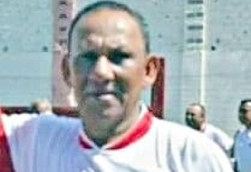 Gilson dos Santos, conhecido como 'Marreta'