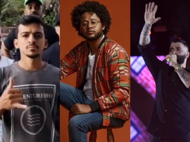 Lives de vários artistas prometem animar o domingo