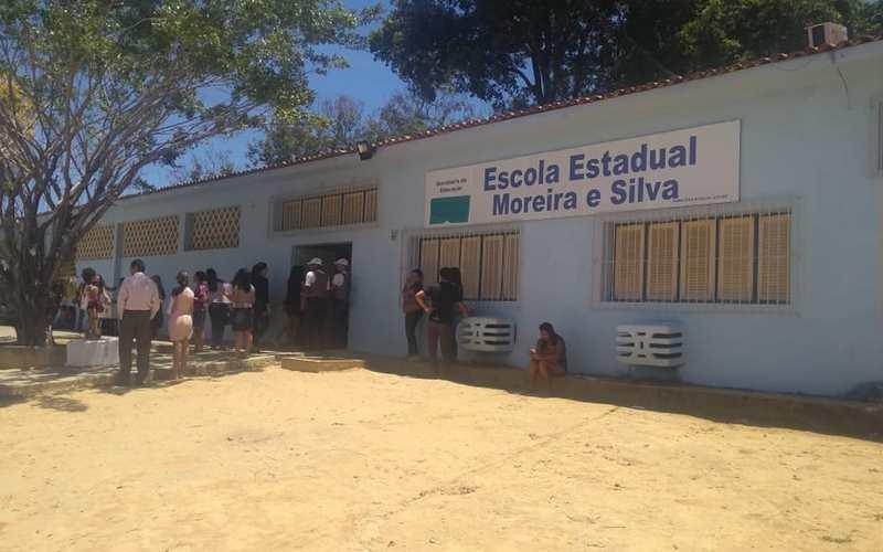 Número de candidatos ausentes no 2º dia do Enem em Alagoas foi maior que o do 1º dia